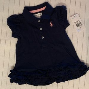 Ralph Lauren baby girls dress